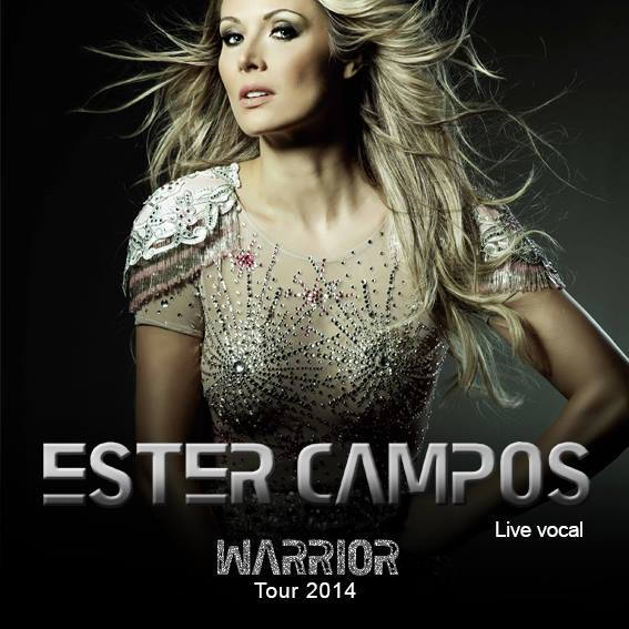 Ester Compos Warrior Tour 2014