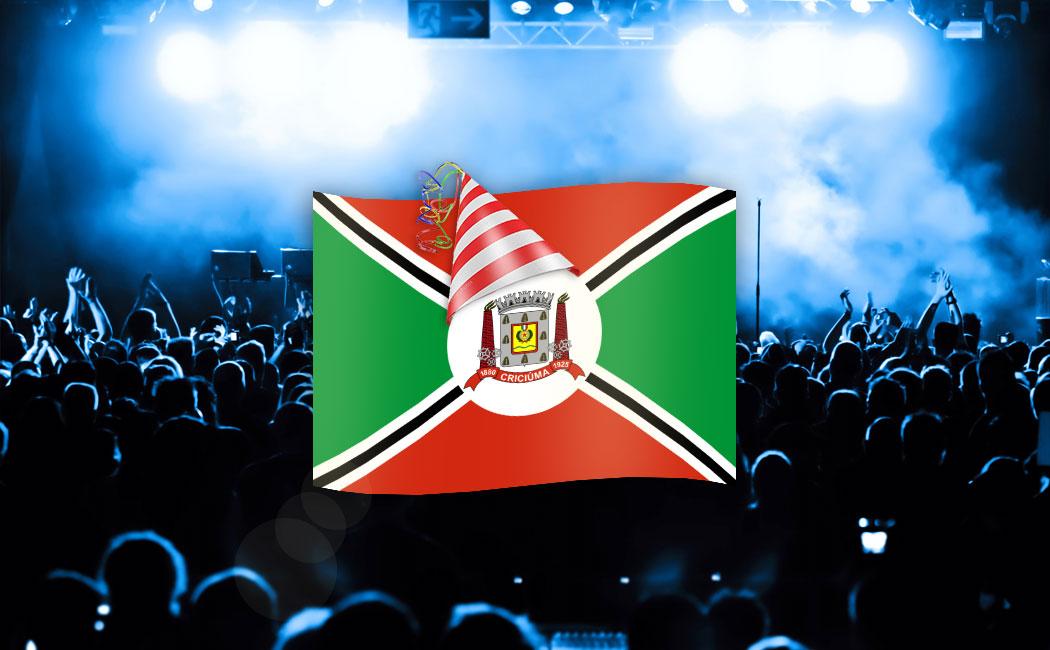 Aniversário de Criciúma terá Show Nacional