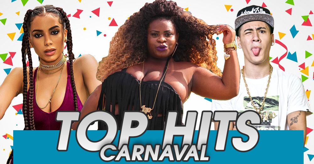 Saiba quais músicas vão bombar no Carnaval 2018
