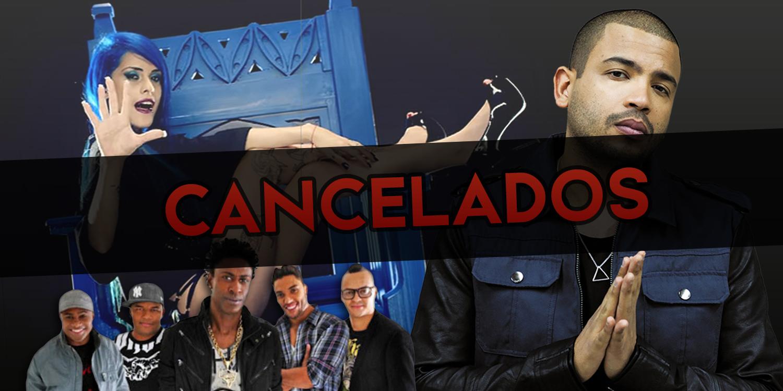 Shows Nacionais Cancelados no BBBowling